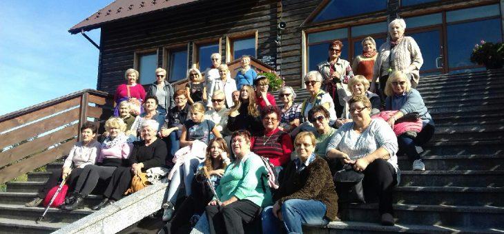 Wycieczka seniorów do Kalwarii Zebrzydowskiej i Zakrzowa