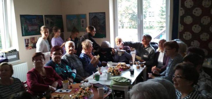 Dzień Seniora w Ośrodku Integracji Seniorów i Młodzieży